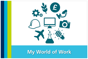10 my world of work button